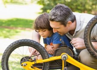 Fahrrad fahren lernen