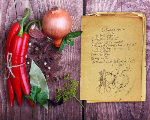küche rezept gemüse