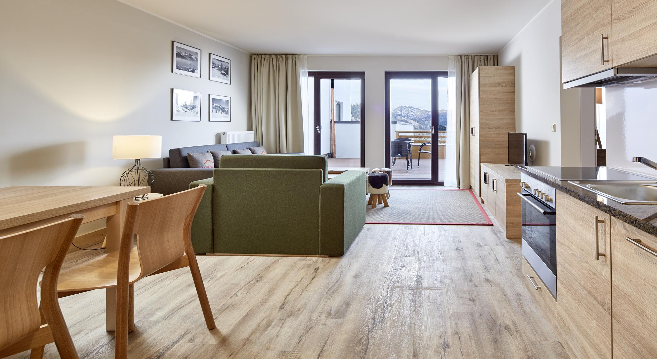Apartment-Alpenhaus