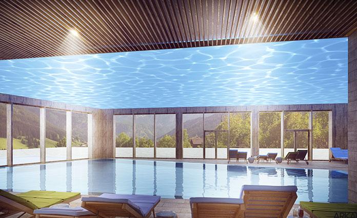Dachsteinkönig-Pool