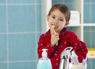 elektrische zahnbuerste kind