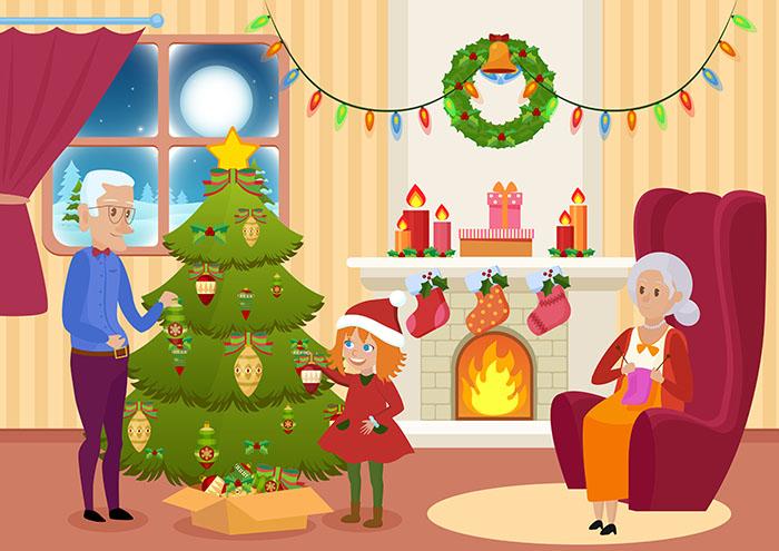 weihnachten ohne mama und papa. Black Bedroom Furniture Sets. Home Design Ideas