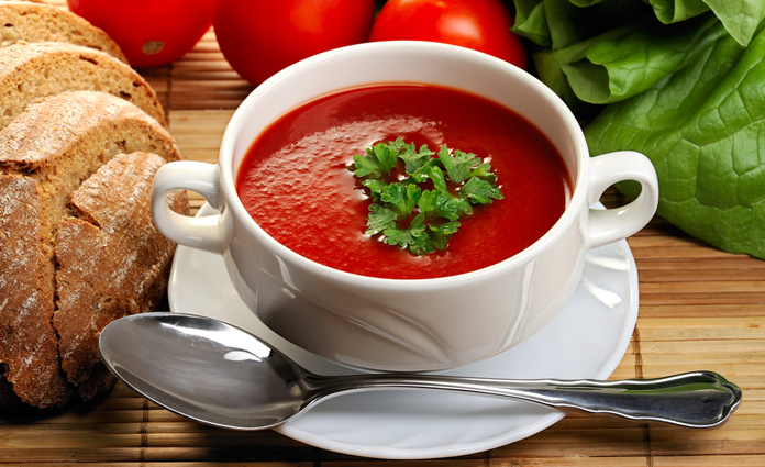 Paradeissuppe