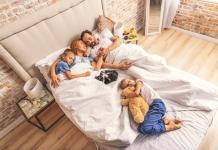 Morgens um 5.30 – deshalb stehen Mamas und Papas zeitig auf!