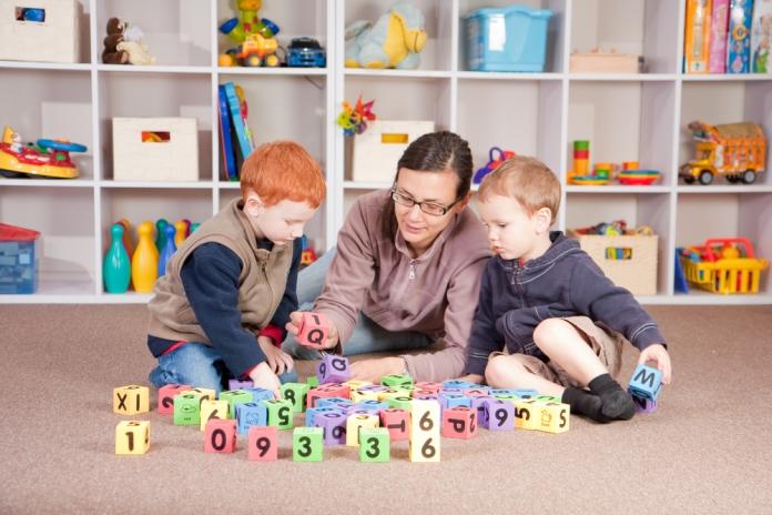 Vorbereitung auf den Kindergarten