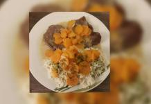 Rostbraten mit Karotten