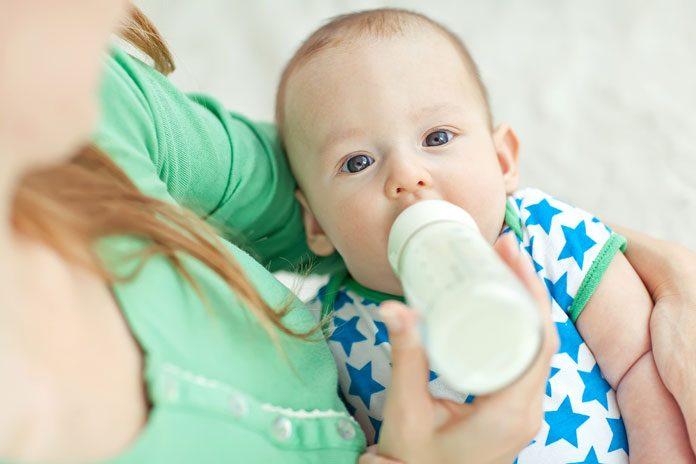 baby trinkt nicht aus der flasche