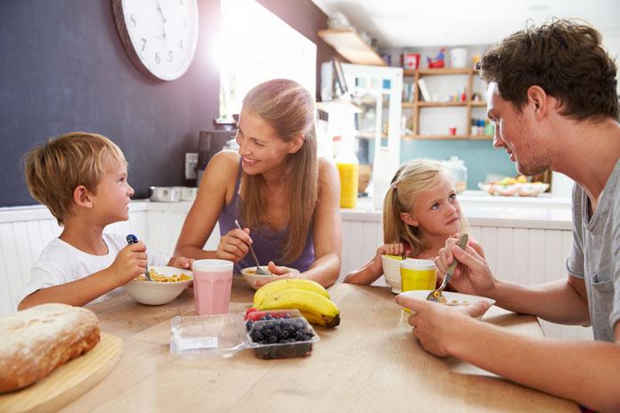 6 Rezepte: Dieses Frühstück lieben Kinder