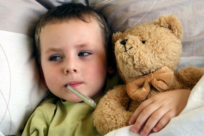 Krankes Kind - Immunsystem stärken