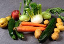 Gemüsebrei mit Pute