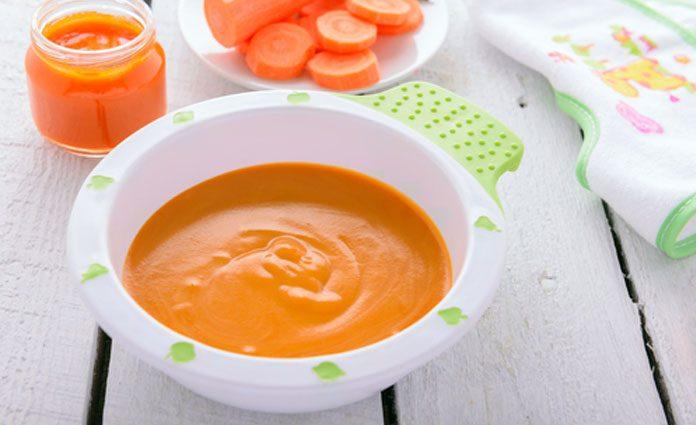 Reiner Karottenbrei