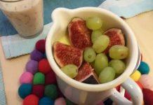 Frühstücksbrei mit Polenta
