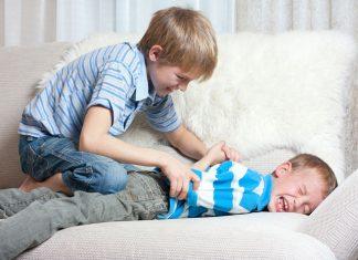 Kinder Streit