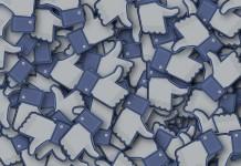 Social Media Like Button