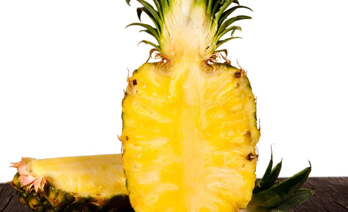 Ananas-Paprika-Curry