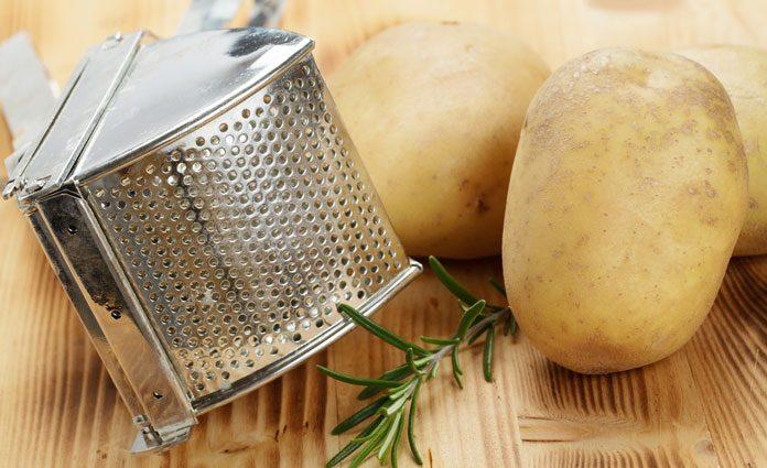 Kartoffelroulade