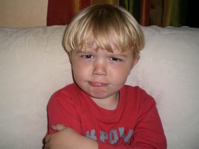 Warum ist mein Kleinkind so wütend | Kleinkind
