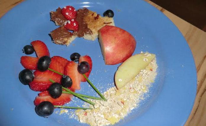 Minnie-Frühstück