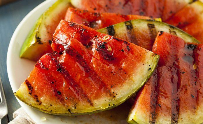 gegrillte-wassermelone