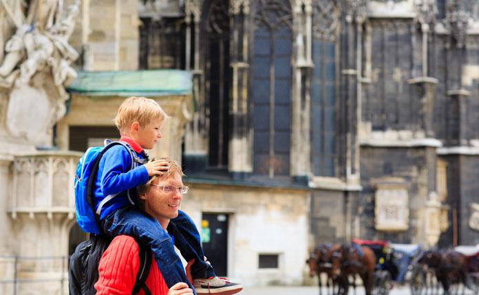 Gut & gratis: 10 Ausflugstipps für Kinder in Wien - welovefamily.at