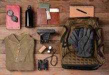 Packliste fürs Wochenende