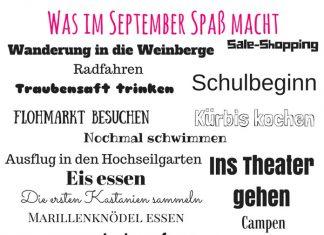 september-spaß-macht