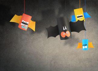 Halloween-Spezial: Gruselige Dekoration basteln