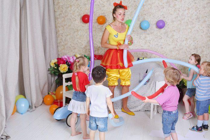 Karneval Spiele Kindergarten