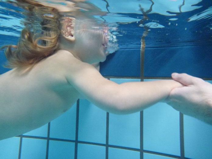 schwimmkurs kind