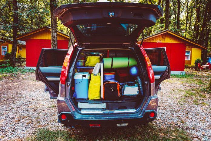 packliste camping was braucht man zum campen. Black Bedroom Furniture Sets. Home Design Ideas