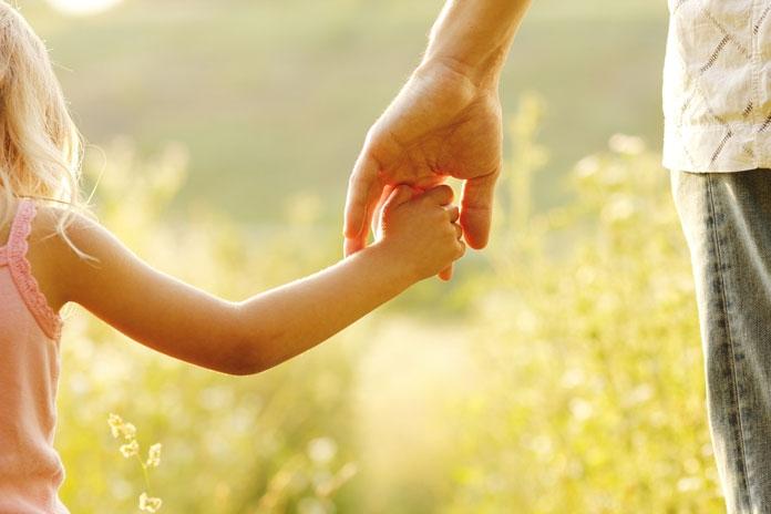 Tipps, wie du dein Kind dazu bringst, nicht weg zu laufen.