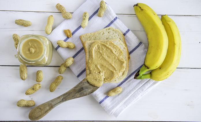 Apfel-Bananen-Aufstrich