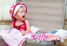 Baby Karenz reisen