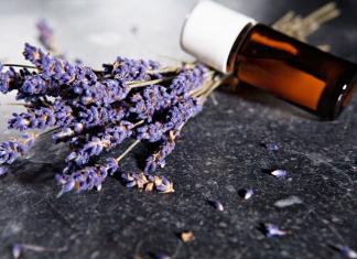 ätherische Öle Lavendel