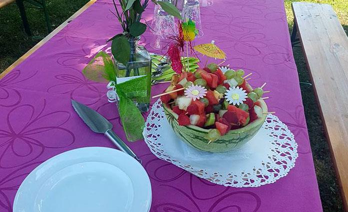 Früchtespaß für Kinder
