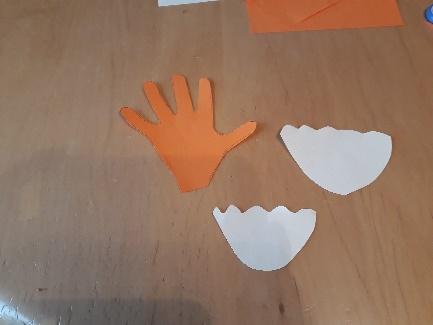 Basteln mit Kindern-Osterdeko- Kinder basteln
