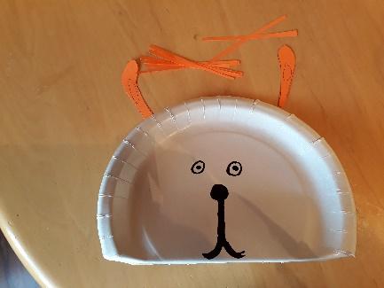Basteln mit Kindern: Osterhase