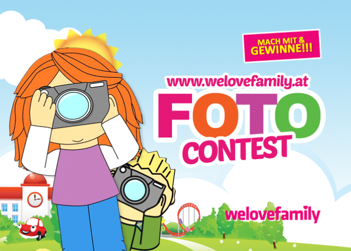 Fotocontest bei welovefamily