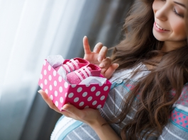 Geschenke zur Geburt