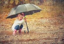Schlechtwetter Spiele für Kinder