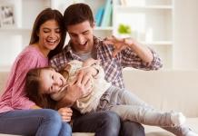 Zeit mit der Familie