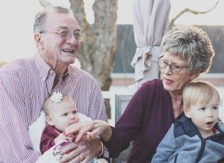 Konfliktfreie Betreuung mit Großeltern